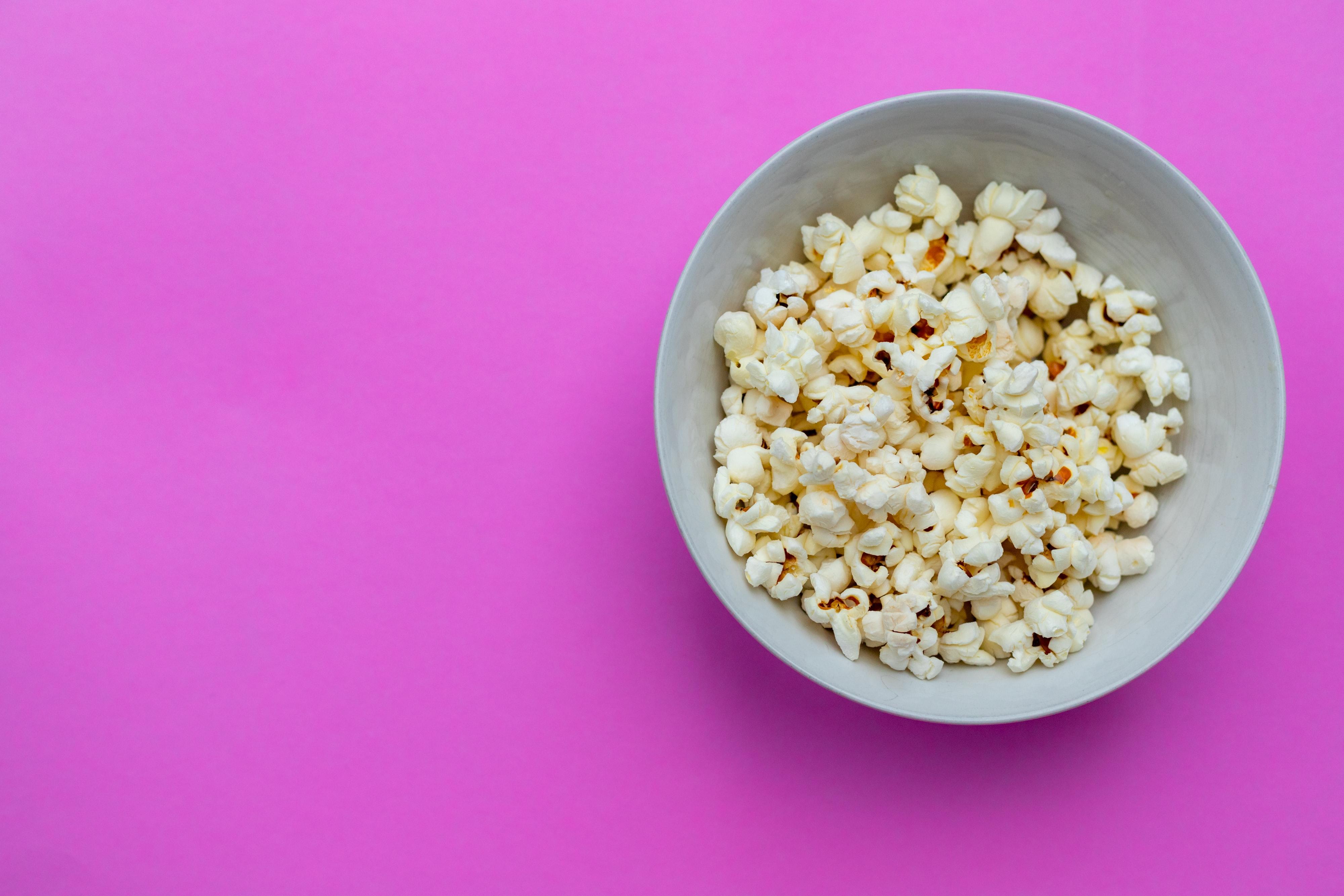 Healthy Snack Truckers Popcorn