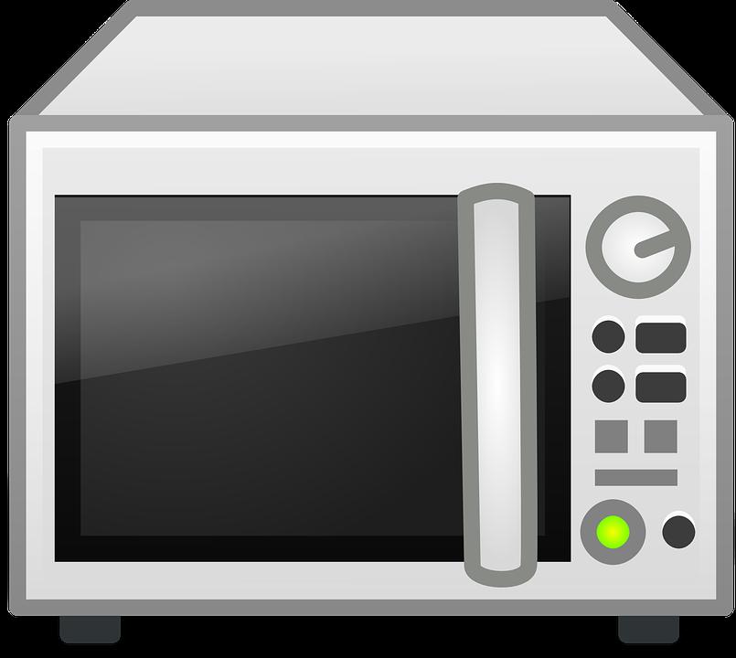 Semi Truck Microwave