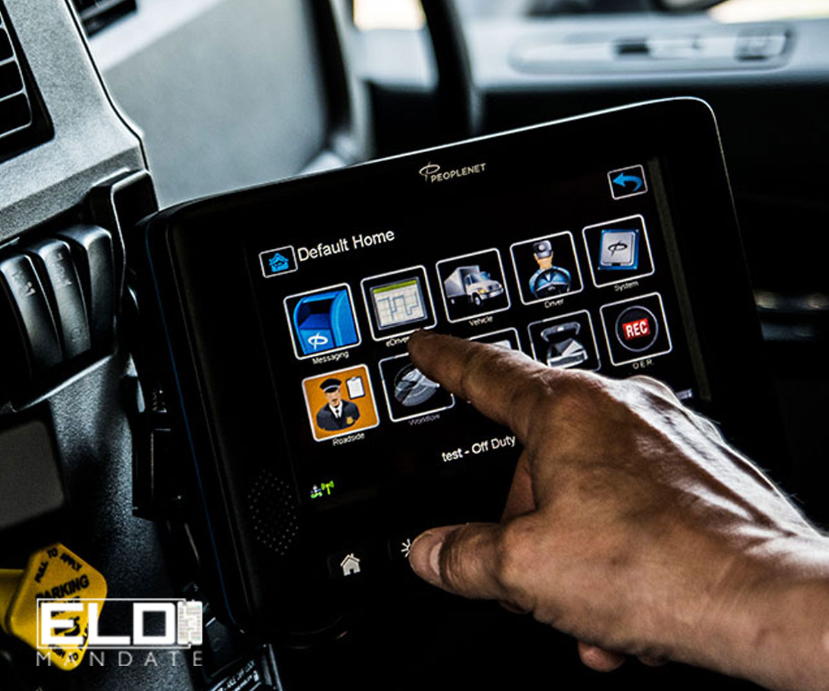 Electronic Logbooks For Truck Drivers Its Various Advantages